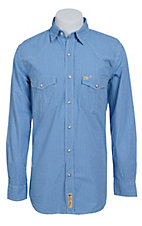 Larry Mahan Mens L/S Western Snap Shirt LM1331201S