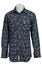 Larry Mahan Mens L/S Western Snap Shirt LM1340203