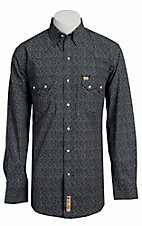 Larry Mahan Mens L/S Western Snap Shirt LM1340204