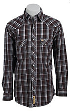 Larry Mahan Mens L/S Western Snap Shirt LM1340707NS