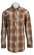 Larry Mahan Mens L/S Western Snap Shirt LM1340712NS