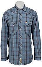 Larry Mahan Mens L/S Western Snap Shirt LM1340716NS