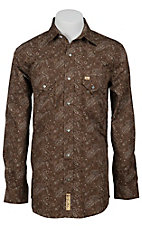 Larry Mahan Mens L/S Western Snap Shirt LM1340720