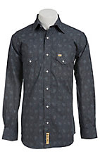 Larry Mahan Mens L/S Western Snap Shirt LM1341109