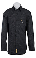 Larry Mahan Mens L/S Western Snap Shirt LM1410704
