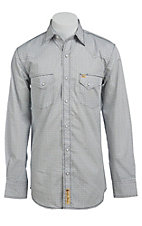 Larry Mahan Mens L/S Western Snap Shirt LM1410705N