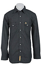 Larry Mahan Mens L/S Western Snap Shirt LM1410706