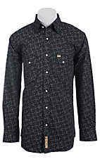Larry Mahan Mens L/S Western Snap Shirt LM1410708