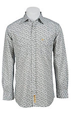 Larry Mahan Mens L/S Western Snap Shirt LM1410709