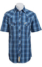 Larry Mahan Mens L/S Western Snap Shirt LM1410710CS