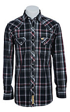 Larry Mahan Mens L/S Western Snap Shirt LM1410719CS