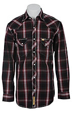 Larry Mahan Mens L/S Western Snap Shirt LM1410720CS