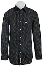 Larry Mahan Mens L/S Western Snap Shirt  LM1410726