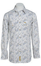 Larry Mahan Mens L/S Western Snap Shirt LM1410732