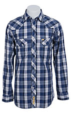 Larry Mahan Mens L/S Western Snap Shirt LM1411001