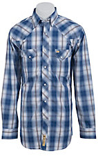 Larry Mahan Mens L/S Western Snap Shirt LM1411002
