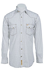 Larry Mahan Mens L/S Western Snap Shirt LM1411105