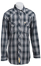 Larry Mahan Mens L/S Western Snap Shirt LM1411109