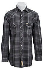 Larry Mahan Mens L/S Western Snap Shirt LM1411110S