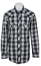 Larry Mahan Mens L/S Western Snap Shirt LM1411118S