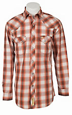 Larry Mahan Mens L/S Western Snap Shirt LM1411119S