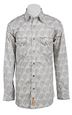 Larry Mahan Mens L/S Western Snap Shirt LM1411120
