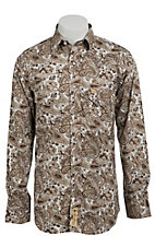 Larry Mahan Mens L/S Western Snap Shirt LM1420706