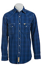 Larry Mahan Mens L/S Western Snap Shirt LM1421414