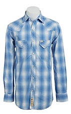 Larry Mahan Mens L/S Western Snap Shirt LM1421415