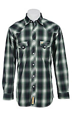 Larry Mahan Mens L/S Western Snap Shirt LM1421416