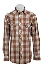 Larry Mahan Mens L/S Western Snap Shirt LM1421417