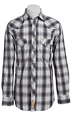 Larry Mahan Mens L/S Western Snap Shirt LM1421418