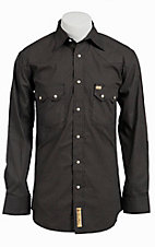 Larry Mahan Mens L/S Western Snap Shirt LMX1310208 - Big and Tall