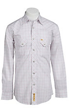 Larry Mahan Mens L/S Western Snap Shirt LMX1310713 - Big & Tall