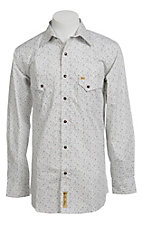 Larry Mahan Mens L/S Western Snap Shirt LMX1340703