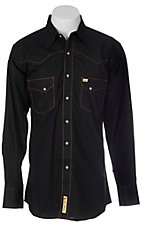 Larry Mahan Mens L/S Western Snap Shirt LMX7770702