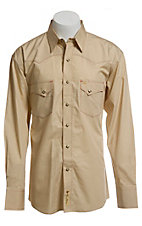 Larry Mahan Mens L/S Western Snap Shirt  LMX7770705