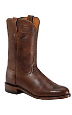 Lucchese 1883 Men's Tan Ranch Hand Roper Boot