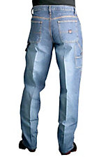 Cinch® Blue Label Medium Stonewash Carpenter Jeans - MB90434002