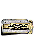 Montana Silversmiths® Southwest Money Clip