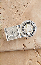 Montana Silversmiths® Retro Star Money Clip