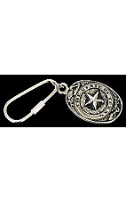 Texas State Seal Key Chain