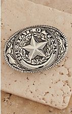 M&F Western Products® Kids Silver State of Texas Buckle
