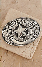 M&F Western Products® Silver State of Texas Seal Buckle