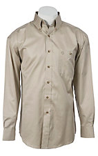George Strait by Wrangler L/S Mens Solid Shirt MGST2TN