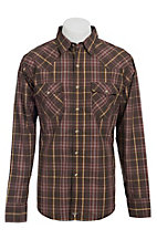 Wrangler 20X Mens L/S Shirt MJ1294M