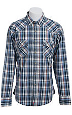 Wrangler 20X Men's L/S Shirt MJ1295M