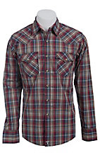 Wrangler 20X Men's L/S Shirt MJ1300M