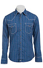 Wrangler 20X Men's L/S Shirt  MJ1323M