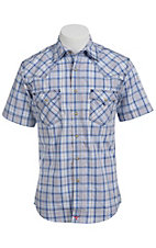 Wrangler 20X Men's S/S Shirt MJ3012M